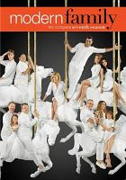 Cover image for Modern family The complete seventh season