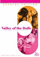Cover image for Valley of the dolls