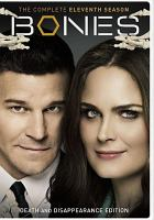 Cover image for Bones. The complete eleventh season