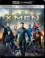 Cover image for X-Men. Days of future past