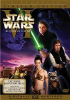 Imagen de portada para Star wars. Episode VI, Return of the Jedi