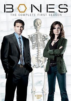 Cover image for Bones Season one