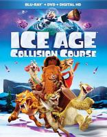 Cover image for Ice age Collision course