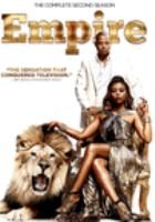 Cover image for Empire The complete second season