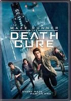 Cover image for Maze runner: The death cure