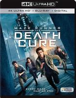 Cover image for Maze runner The death cure