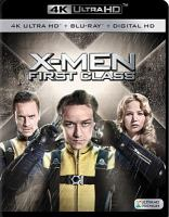 Cover image for X-Men, first class