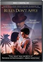 Cover image for Rules don't apply