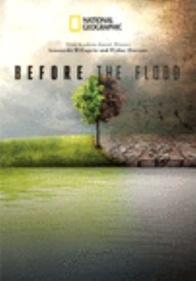 Cover image for Before the flood