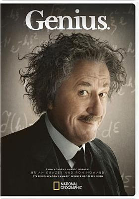 Cover image for Genius Season 1, Einstein.