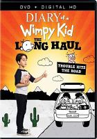 Cover image for Diary of a wimpy kid The long haul