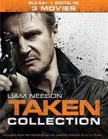 Cover image for Taken collection Taken ; Taken 2 ; Tak3n