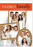 Cover image for Modern family The complete eighth season.