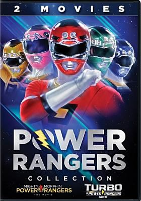 Cover image for Power Rangers collection