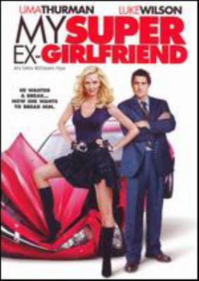 Cover image for My super ex-girlfriend