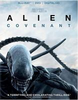 Cover image for Alien: Covenant