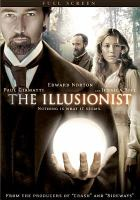 Cover image for The illusionist