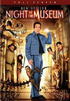 Cover image for Night at the museum