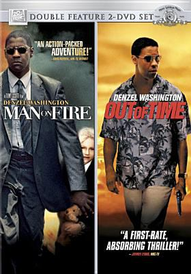 Cover image for Man on fire Out of time.