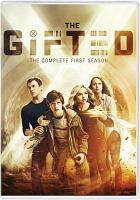 Cover image for The gifted. Season 1