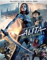 Cover image for Alita battle angel