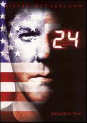 Cover image for 24 Season six