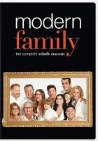Cover image for Modern family The complete ninth season.