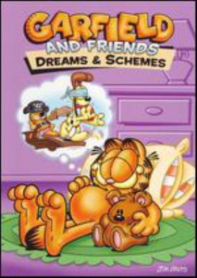 Cover image for Garfield and friends. Dreams & schemes