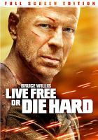 Cover image for Live free or die hard