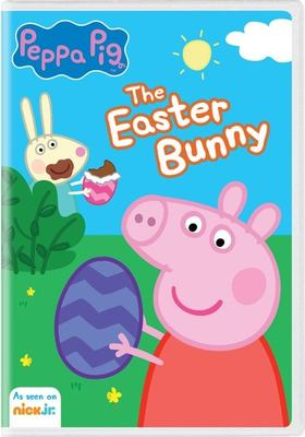 Cover image for Peppa Pig. The Easter Bunny