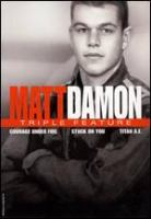 Cover image for Matt Damon triple feature