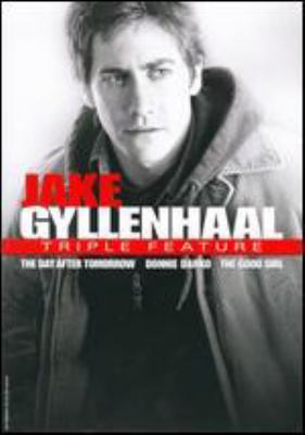 Cover image for Jake Gyllenhaal triple feature