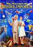 Cover image for Mr. Magorium's Wonder Emporium