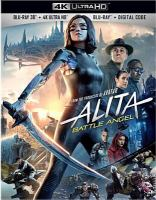 Cover image for Alita: battle angel