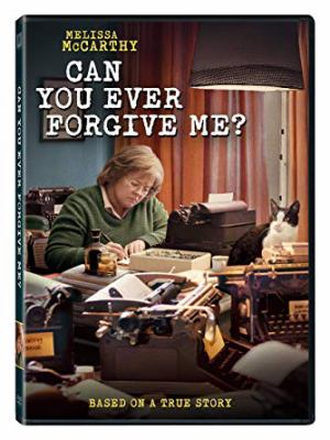 Cover image for Can you ever forgive me?