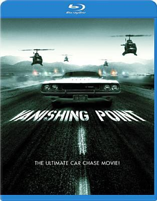 Cover image for Vanishing point