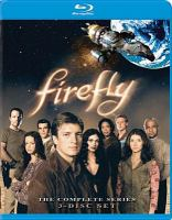 Cover image for Firefly The complete series