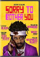 Cover image for Sorry to bother you