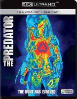 Cover image for The predator