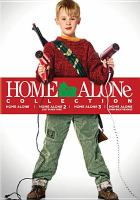 Cover image for Home alone the complete collection