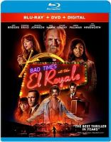 Cover image for Bad times at the El Royale [Blu-ray]