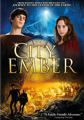 Cover image for City of Ember