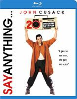 Cover image for Say anything--