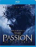Cover image for The passion of the Christ