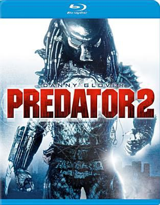 Cover image for Predator 2 [Blu-ray]