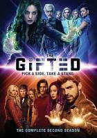 Cover image for The gifted. The complete second season