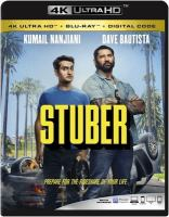 Cover image for Stuber