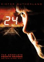 Cover image for 24 Season four