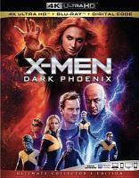 Cover image for X-Men: Dark Phoenix