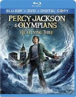 Cover image for Percy Jackson & the Olympians the lightning thief